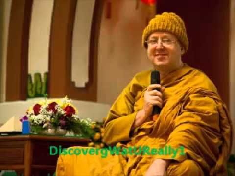 DISCOVER WHAT U REALLY 1 BY AJAHN BRAHM - YouTube