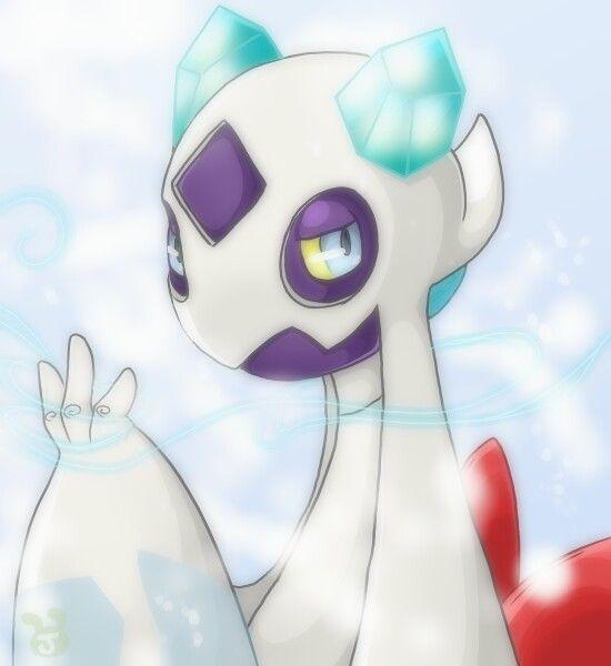 Froslass Pokemon Shiny