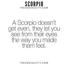 Scorpio facts, Quotes and Facts on Pinterest
