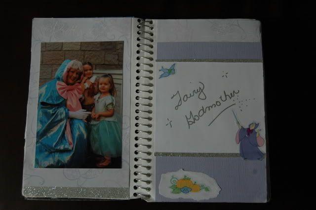 cahier d'autographe