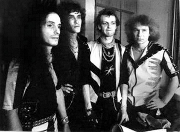 020 группы Ария, 1986 год