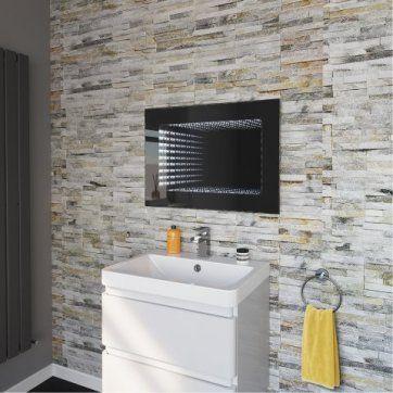 500x700mm Stellar Illuminated Infinity Mirror [PT-MC131] - £179.99 : Platinum Taps & Bathrooms