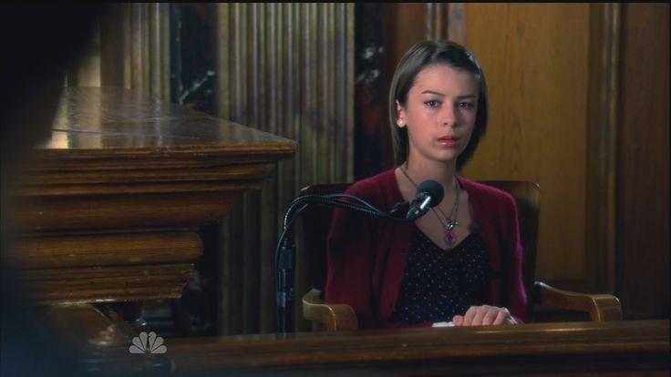 Bridger Zadina in Law & Order 10