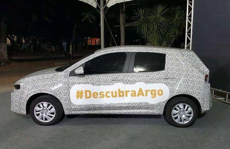 Fiat Argo 2017 - Dimensioni della Argo 2017