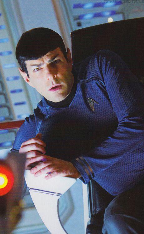 Star Trek Into Darkness - Spock #OurVulcan #startrekreboot
