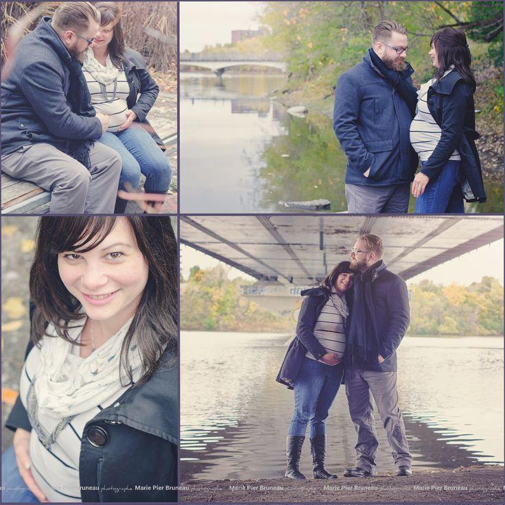 Maternity photography. Pregnancy photo. Outdoor. Cold. Love. Under the bridge. First born. Waiting. Séance photo maternité. Extérieur. Grossesse. Froid. Amour. Sous le pont.