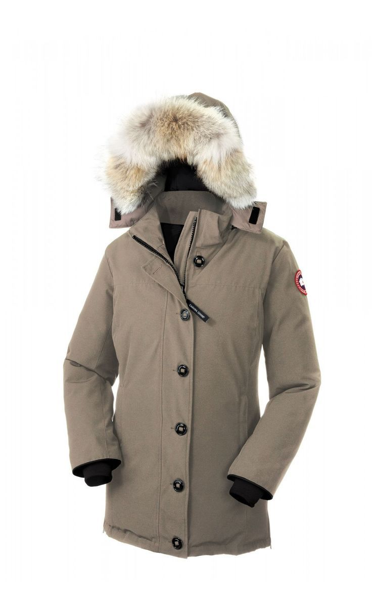 Canada Goose' shop from home