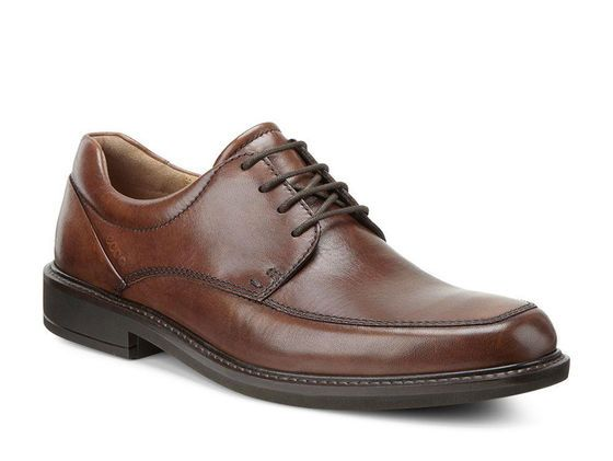 Shop men shoes - ECCO Holton Apron Toe Tie at ECCO Canada. These shoes from  our men collection are perfect for men looking for formal shoes. Ecco CA  Online ...