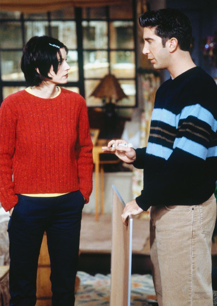 Monica Geller s Wardrobe Was Actually the Coolest Thing   90 s ... bd89d55753