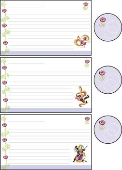 17+ best images about Printable Recipe Cards on Pinterest ...