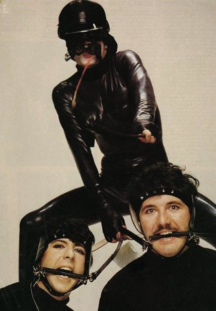 """squelettedelicieux: """"here we see the best Soft Cell pic """""""
