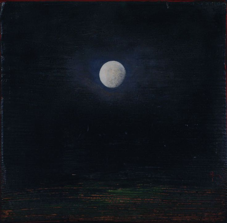 Christos Bokoros From 'Phases of the moon' (έργο συλλογής / collection`s artwork) | Felios Collection