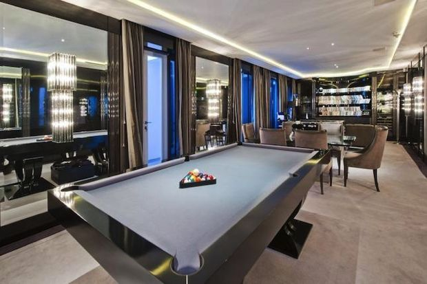 25 Playing Tables for a Modern Gaming Room Pool table