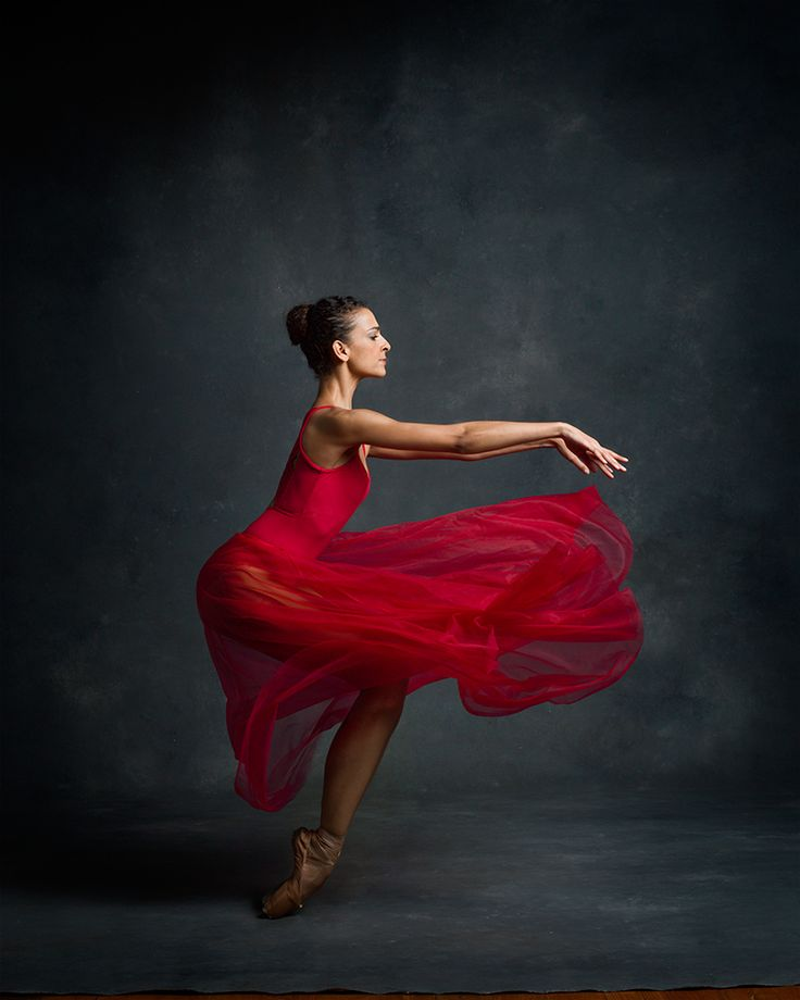 Gabrielle Salvatto, Ballerina with Dance Theatre of Harlem. NYC Dance Project by Ken Browar and Deborah Ory