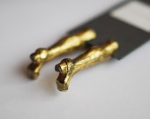 My precious lady bookmark. Golden legs in the book. Elegant gold present for girlfriend, for her. oht autumn