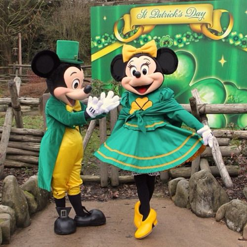 45 best images about o disney st patrick 39 s day o on - Disney st patricks day images ...