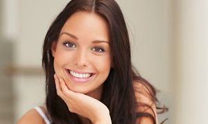 Groupon - Up to 74% Off Advanced Teeth Whitening and Slim Fit Body Wrap at Planet Beach Automated Spa  in Doral. Groupon deal price: $50