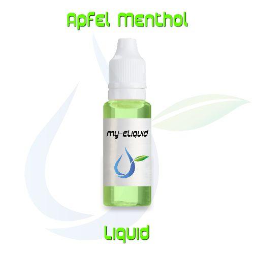 Apfel Menthol Liquid | My-eLiquid E-Zigaretten Shop | München Sendling