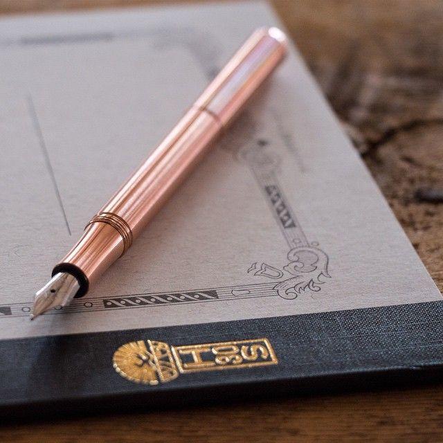 Kaweco Liliput Copper fountain pen
