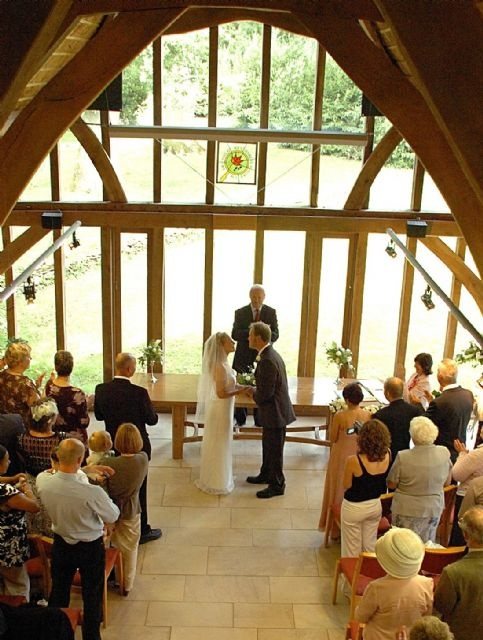 Westonbirt Arboretum Near Bristol Holds Wedding Open Day For Brides And Grooms
