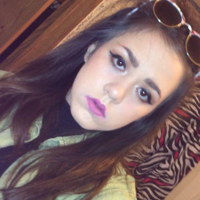 here's some more pictures from today, and some closer up pictures of my makeup! #katvond #anastasiabeverlyhills #makeup #brows #urbandecay #toofaced #followforfollow #morphe #tarte #hair #eyelook #makeupaddict #cosmetics #cosmetology #smashbox #sephora #makeupblogger #followme #mua #bareminerals #makeupgeek #nyx #tutorial #contour #makeupbrushes #zombiemakeup #sfxmakeup #toofaced #Bmth #bringmethehorizon http://tipsrazzi.com/ipost/1509108440341321389/?code=BTxbiGCFpat