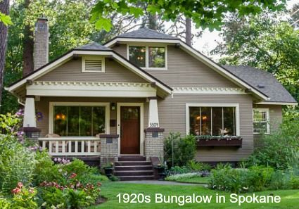 If you watch Rehab Addict on HGTV or the DIY Network, then you may recognize this Craftsman bungalow in Minneapolis. Nicole Curtis did a beautiful job of restoring the old house on the show, and no...