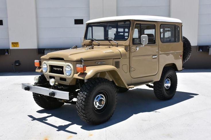 Toyota Land Cruiser Hard Top | eBay