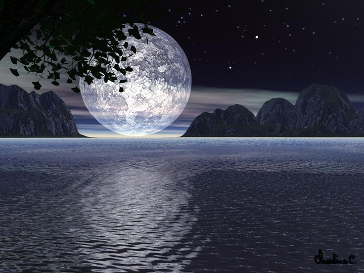 Pictures Of The Moon