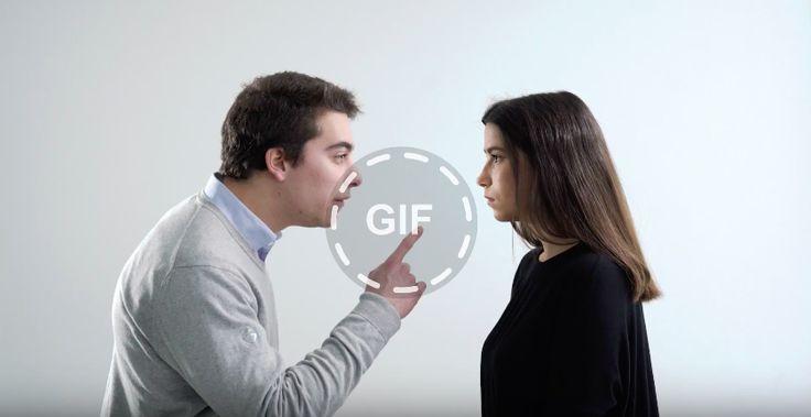 Une campagne qui détourne les GIFs pour sensibiliser aux violences conjugales