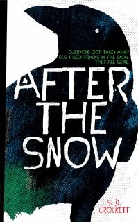 Fifteen-year-old Willo Blake, born after the 2059 snows that ushered in a new ice age, encounters outlaws, halfmen, and an abandoned girl as he journeys in search of his family, who mysteriously disappeared from the freezing mountain that was their home..