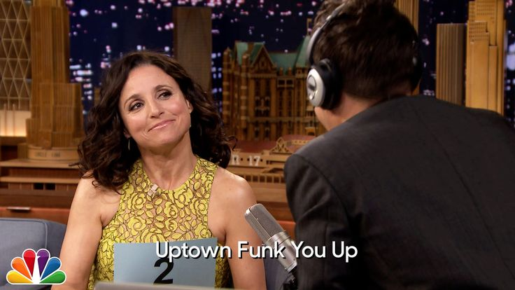 The Whisper Challenge with Julia Louis-Dreyfus