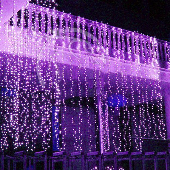 17 best ideas about Led Curtain Lights on Pinterest | Curtain ...