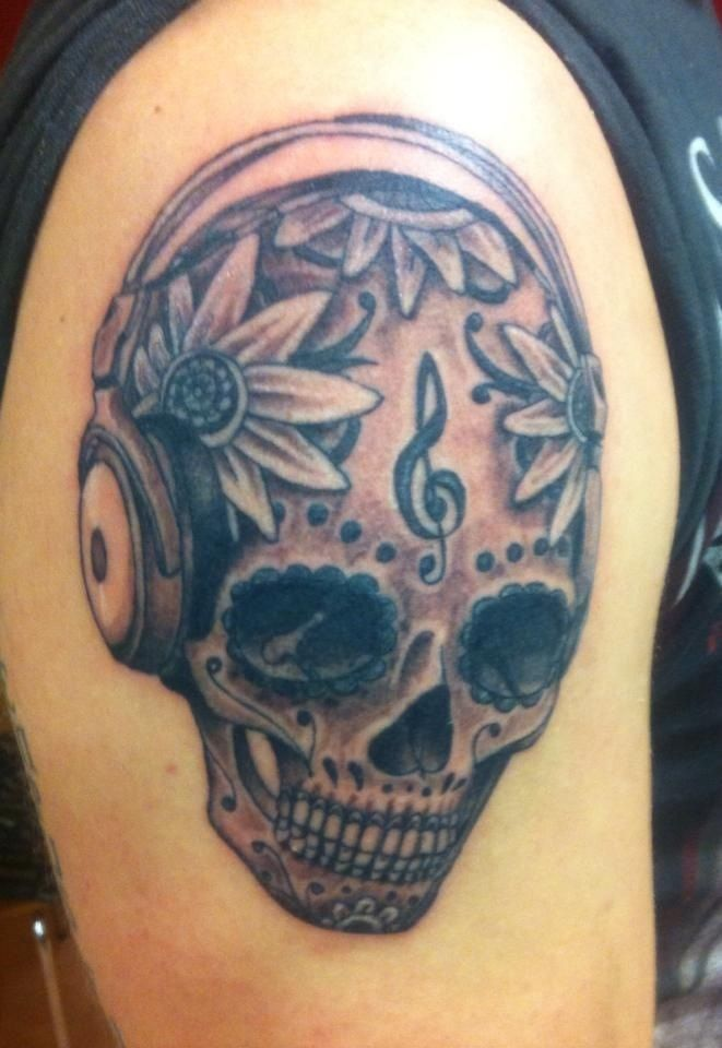 best 25 headphones tattoo ideas on pinterest beard no