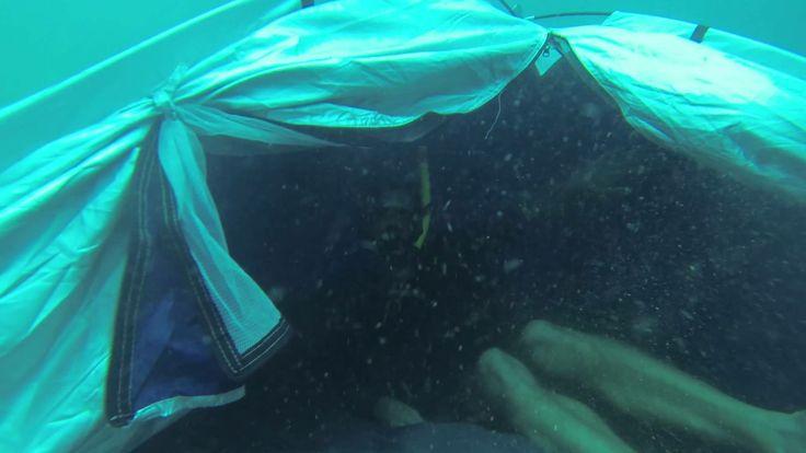 Anilao ing - underwater tent | Creative Tenting | Pinterest | Underwater and Tents & Anilao ing - underwater tent | Creative Tenting | Pinterest ...