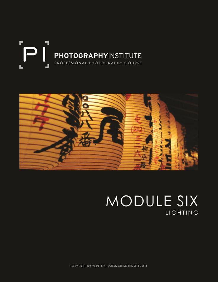 Module 6  #photography #thephotographyinstitute #pi #training #photographycourse #education