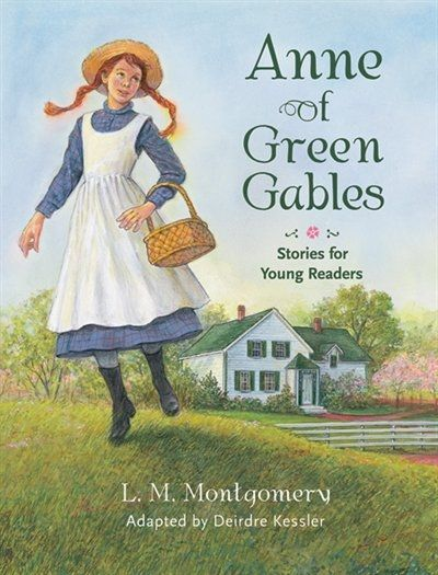 """Anne (with-an-""""e"""") Shirley, the spunky orphan heroine of Montgomery's acclaimed series, is as popular today as she was at first publication in 1908. Strong, humorous, and resourceful, but above all, kind, Anne is not just a charming character, she's also been a lovable role model for countless readers. -Scholastic"""
