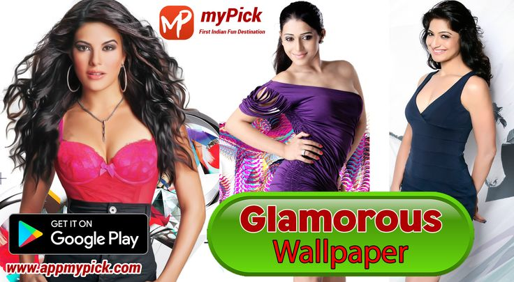Glamours Wallpapers on #Bollywood Actor & Actress. #HD Images for mobile and desktop.  Download from - http://appmypick.com/