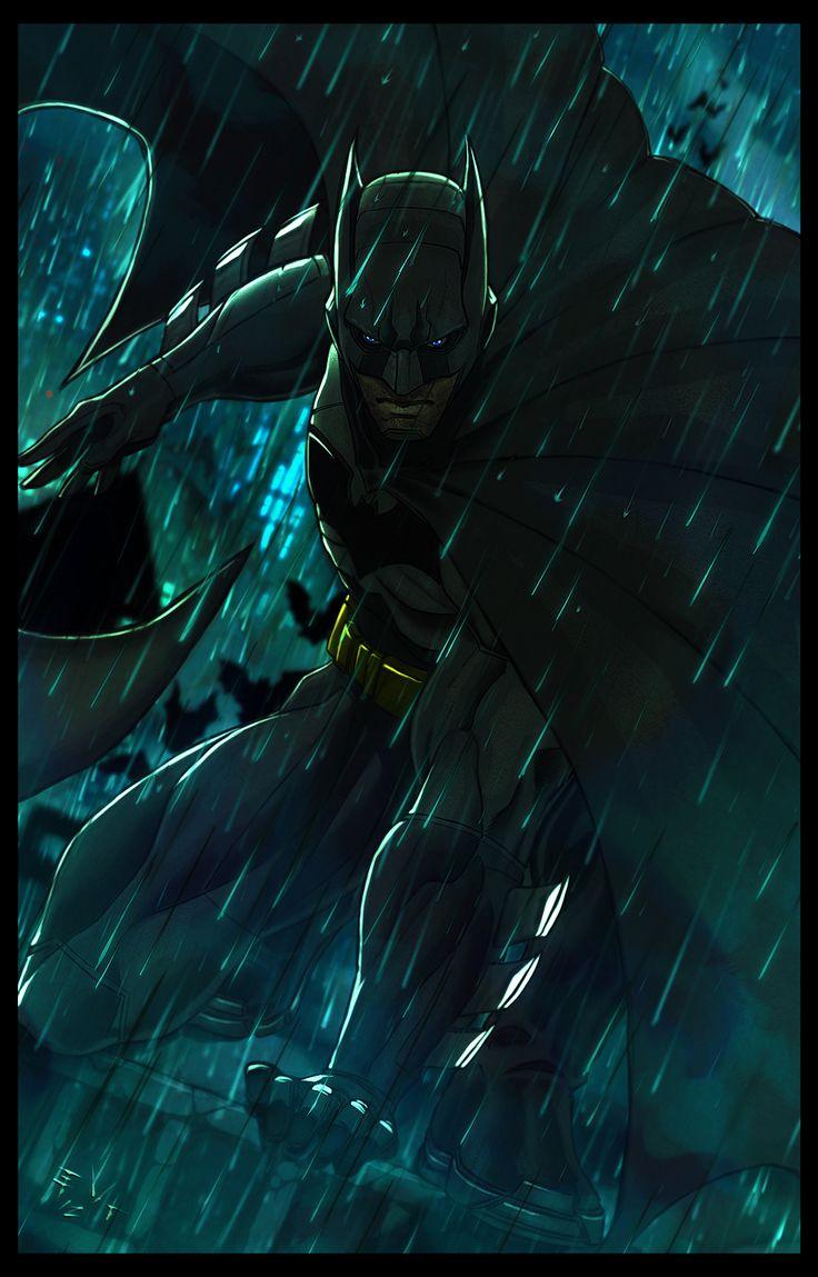 Batman by Erik Von Lehmann