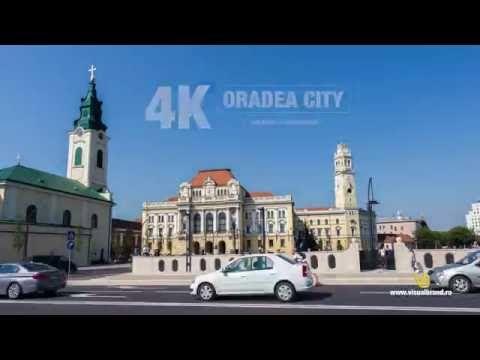 Oradea City 4K   Timelapse & Hyperlapse