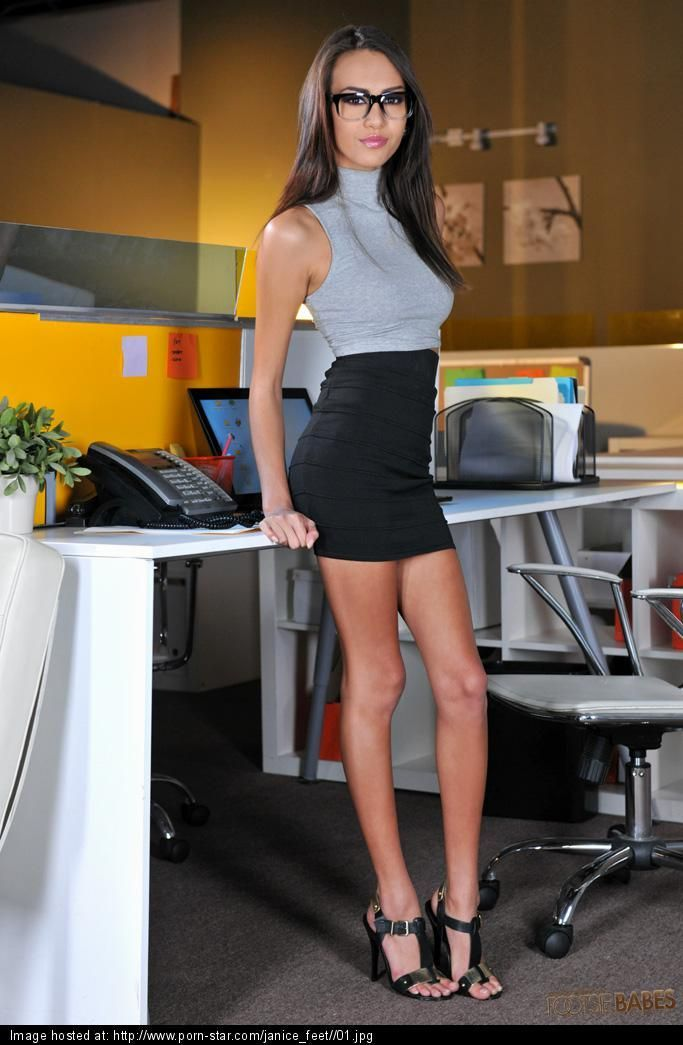 Janice griffith office mischief porn