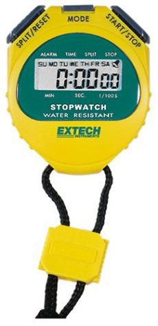 Extech 365510 Stopwatch/Clock - http://workoutprograms.net/extech-365510-stopwatchclock/