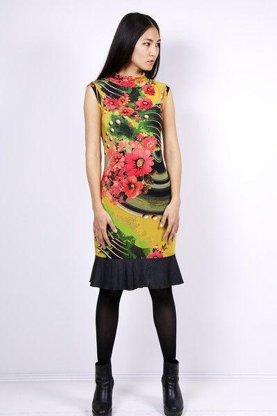 Kleider - NARA® Cocktailkleid S(36/38) - ein Designerstück von Berlinerfashion bei DaWanda