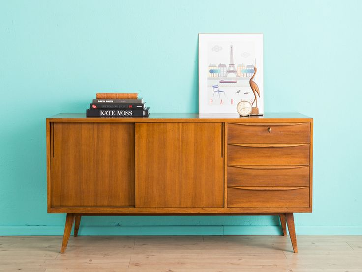 kommode sideboard 60er kreative ideen f r. Black Bedroom Furniture Sets. Home Design Ideas