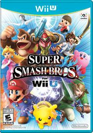 Mario! Link! Samus! Pikachu! All of your favorite Nintendo characters are back, along with plenty of new faces, in Super Smash Bros. for Wii U, the next entry in the beloved Super Smash Bros. series. Up to four players can battle each other locally or online across beautifully designed stages inspired by classic Nintendo home console games. With a variety of control options and amiibo compatibility, the timeless Super Smash Bros. battles come alive.