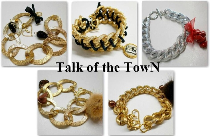 TALK of the TOWN page - purses & more.  https://www.facebook.com/TALK.of.the.TOWN.R #Talk_of_the_town #handmade #fashion_accessorize #bracelet