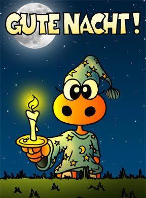Good night German