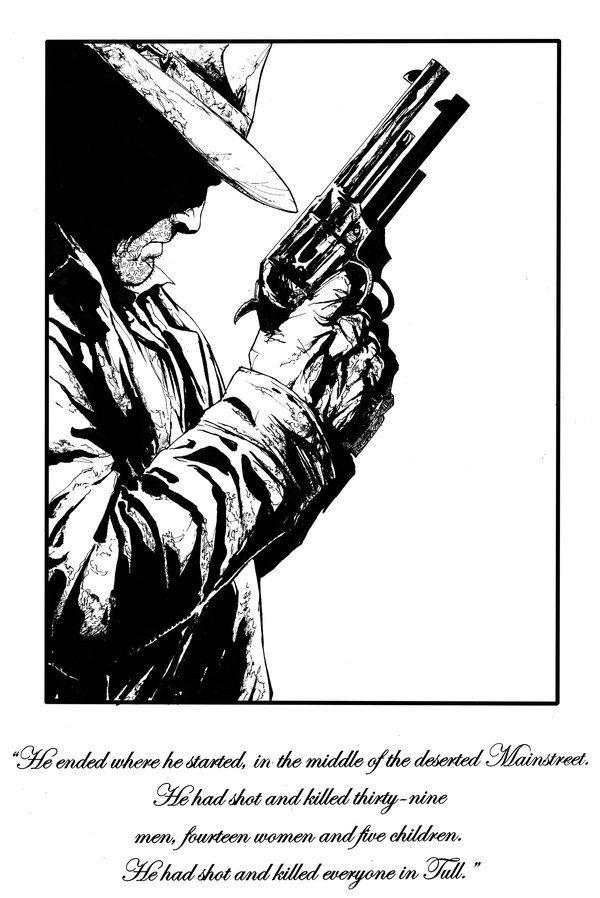 Gunslinger Image 1 by thisismyboomstick on deviantART
