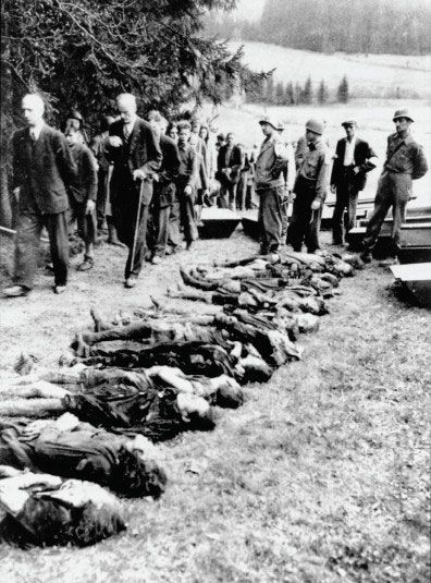 Were concentration camps as brutal as