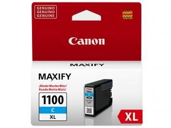 Cartucho de Tinta Canon Ciano Canon - PGI 1100XL