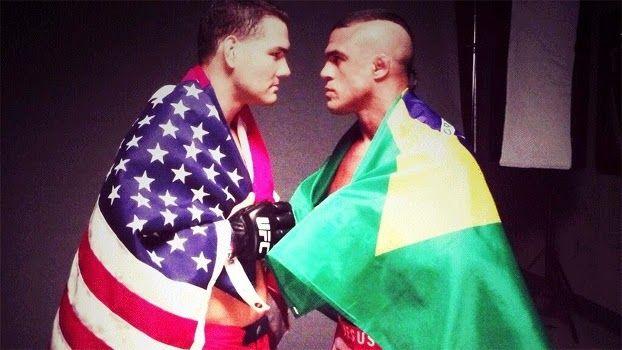 Blog Esportivo do Suíço: UFC remarca Weidman x Belfort para 23 de maio